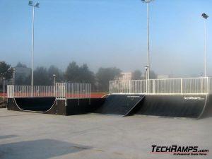 Skatepark w Polkowicach - 4
