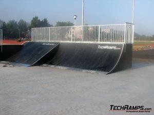Skatepark w Polkowicach - 5