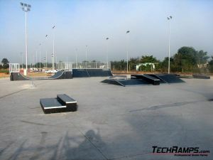 Skatepark w Polkowicach - 9