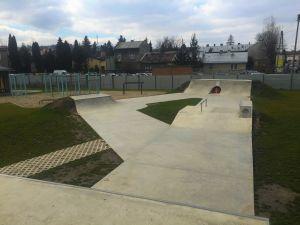 Skatepark w Przemyślu