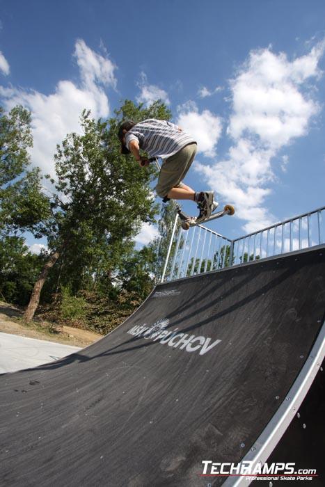 Skatepark w Puchov - 12