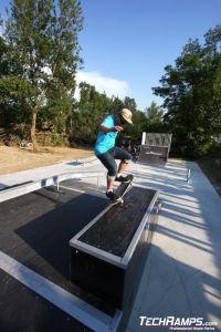 Skatepark w Puchov - 18