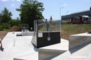 Skatepark w Puchov - 3