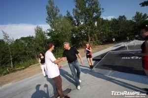 Skatepark w Puchov - 5