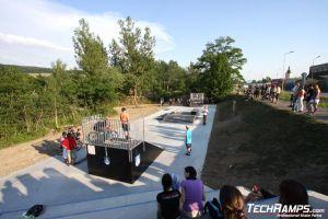 Skatepark w Puchov - 9