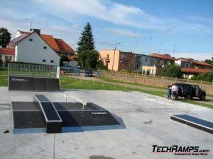 Skatepark w Pułtusku - 2