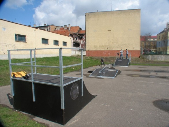 Skatepark w Pyrzycach