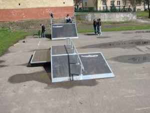 Skatepark w Pyrzycach 1