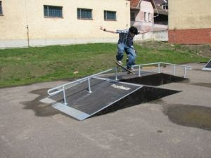 Skatepark w Pyrzycach 6