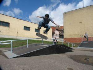 Skatepark w Pyrzycach 7