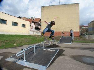 Skatepark w Pyrzycach 8