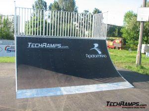 Skatepark w Radomsku - 1