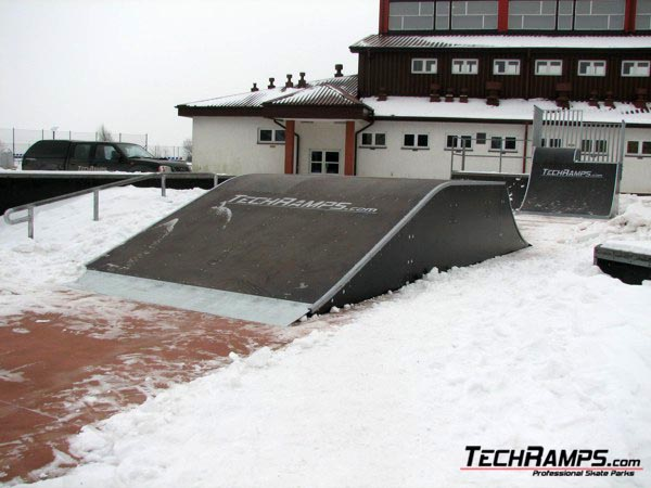 Skatepark w Rewalu