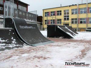 Skatepark w Rewalu - 1