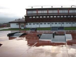 Skatepark w Rewalu 12