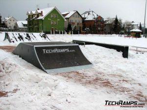 Skatepark w Rewalu - 3
