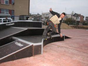 Skatepark w Rewalu 8