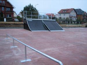 Skatepark w Rewalu 9
