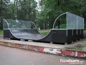 Skatepark w Rybniku_2