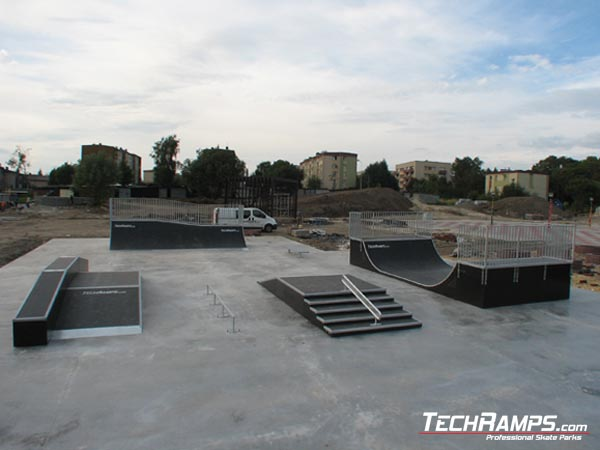 Skatepark w Rydułtowach