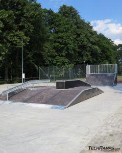 Skatepark w Rymanowie