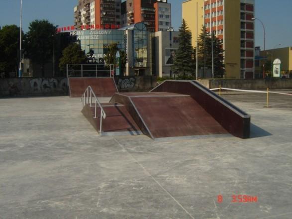 Skatepark w Rzeszowie