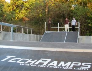 Skatepark w Sandomierzu 1