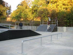 Skatepark w Sandomierzu 3