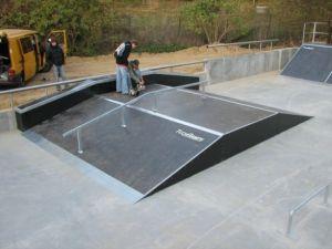 Skatepark w Sandomierzu 4