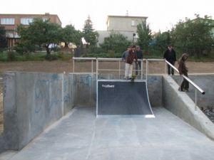 Skatepark w Sandomierzu 5