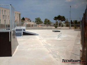 Skatepark w Santpedor - 3