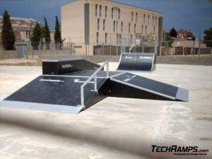 Skatepark w Santpedor - 4