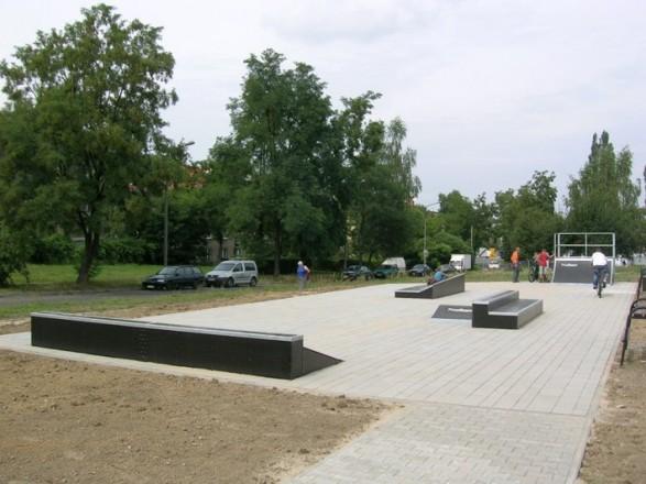 Skatepark w Skawinie