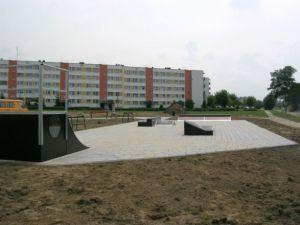 Skatepark w Skawinie 1