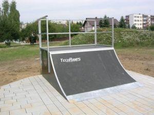 Skatepark w Skawinie 2