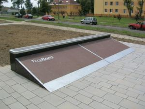 Skatepark w Skawinie 4