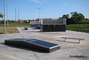 Skatepark w Skierniewicach - 1
