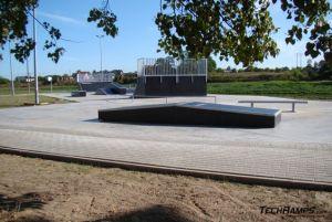 Skatepark w Skierniewicach - 2