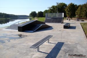 Skatepark w Skierniewicach - 6