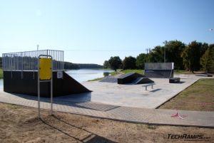 Skatepark w Skierniewicach - 8