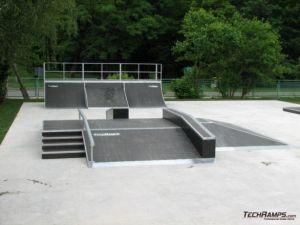 Skatepark w Skwierzynie - 1