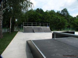 Skatepark w Skwierzynie 2