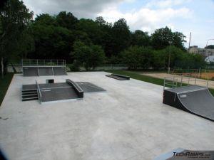 Skatepark w Skwierzynie 3
