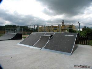 Skatepark w Skwierzynie - 9