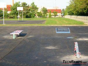 Skatepark w Sławie - 5