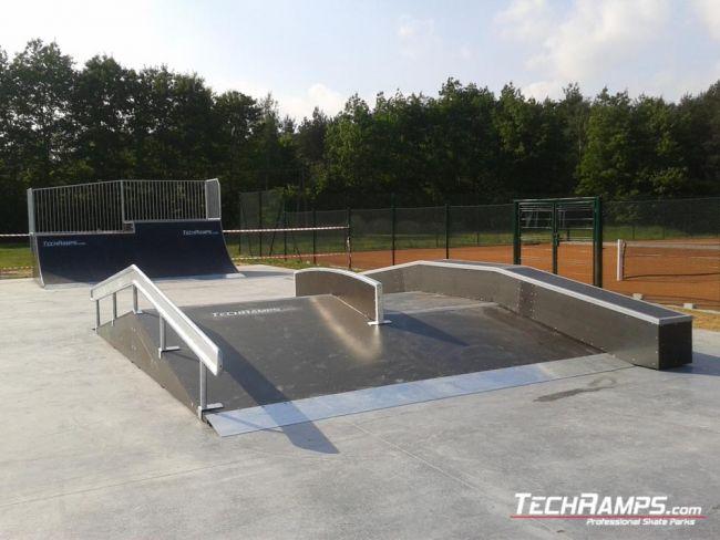 Skatepark w Śremie