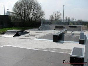 Skatepark w Środzie Wielkopolskiej