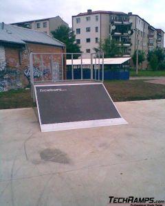 Skatepark w Starachowicach - 1