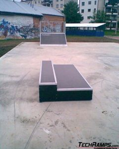 Skatepark w Starachowicach - 3