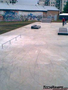 Skatepark w Starachowicach - 7